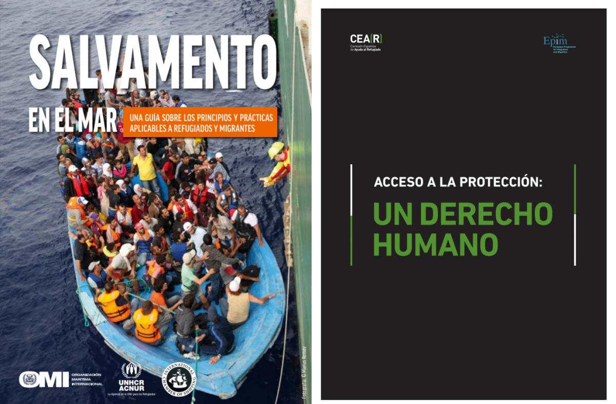 Derechos Humanos y principio de rescate en el mar